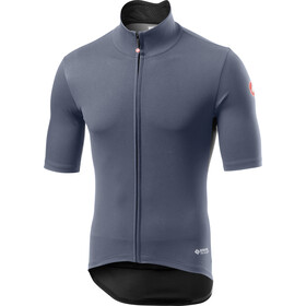 Castelli Perfetto Rain Or Shine Jakke Herrer, dark/steel blue